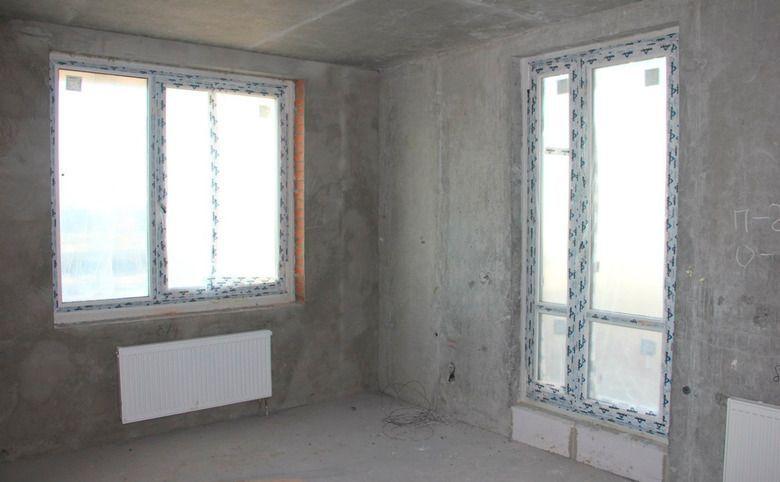 2Е-комнатная квартира, 45.7 м², 7 этаж – 1