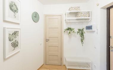 1-комнатная, 35.35 м²– 9