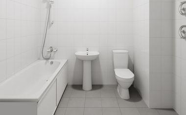 2Е-комнатная, 34.27 м²– 7