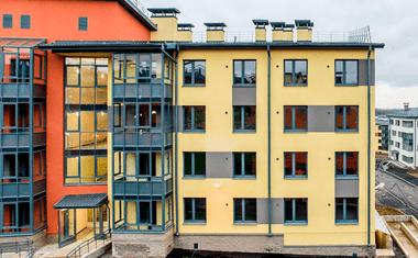 4Е-комнатная, 83 м²– 9