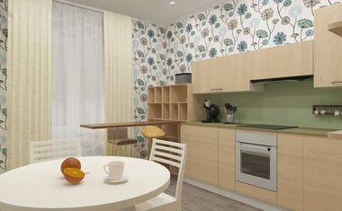 1-комнатная, 32.94 м²– 4