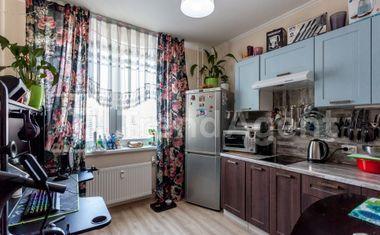 1-комнатная, 33.43 м²– 6