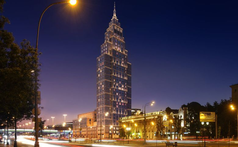 ЖК «Alcon Tower» – 6