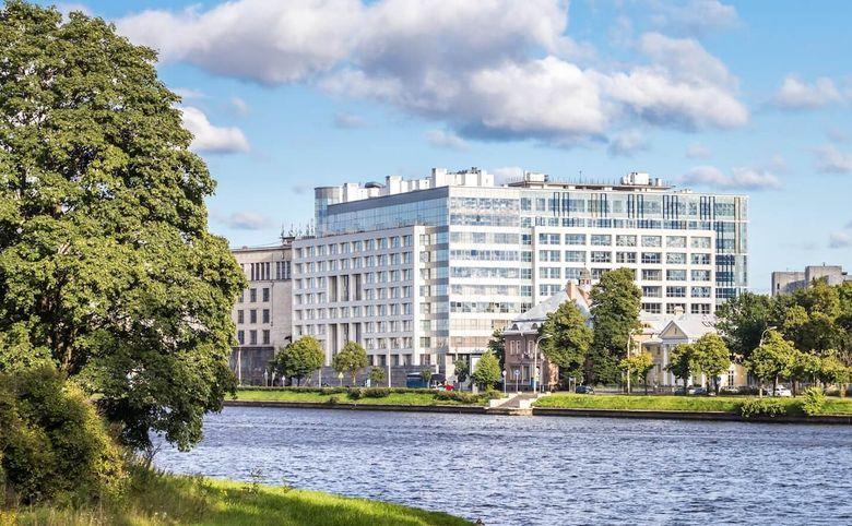 4Е-комнатная квартира, 155.5 м², 9 этаж – 4
