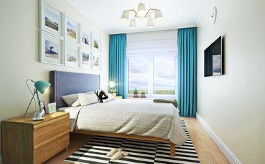 3Е-комнатная, 62.02 м²– 3