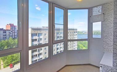 4Е-комнатная, 96.8 м²– 3