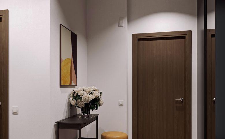 Студия, 23.8 м², 13 этаж – 17