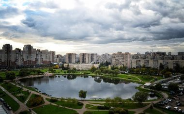Сад Ивана Фомина