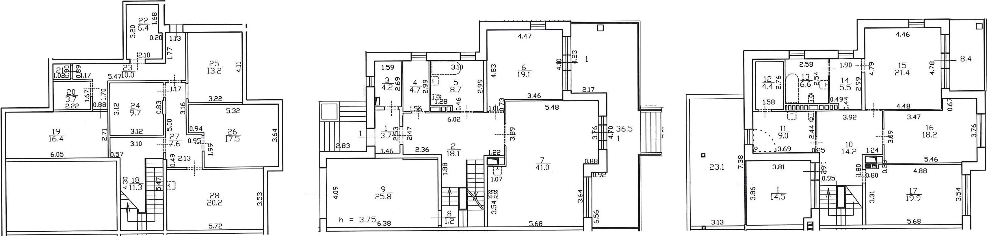 Таунхаус, 379.08 м²– 2