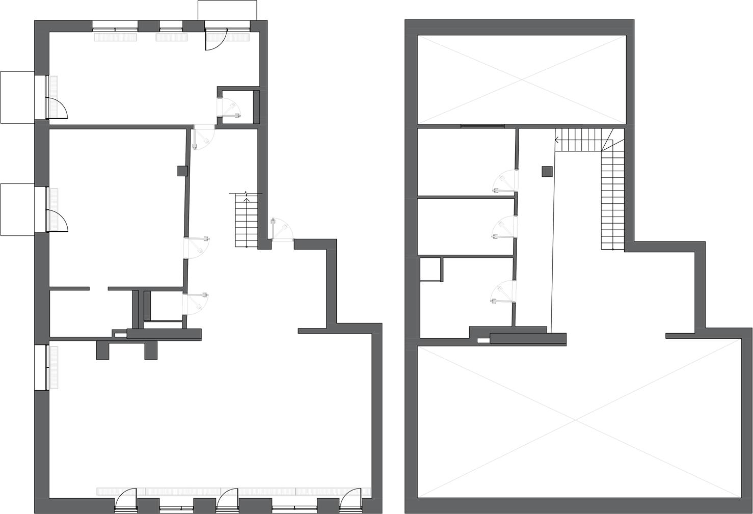 Свободная планировка, 229 м²– 2