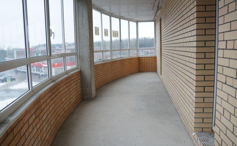 3-комнатная квартира, 110.3 м², 3 этаж – 4
