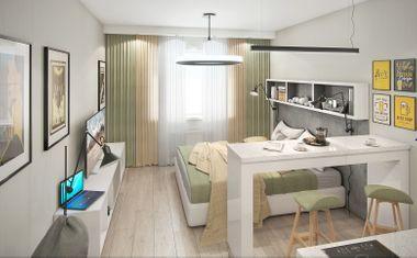 3Е-комнатная, 61.34 м²– 3
