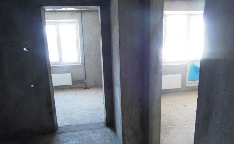 2-комнатная квартира, 56.24 м², 8 этаж – 1