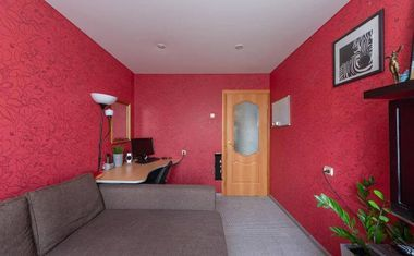 2-комнатная, 39.6 м²– 2