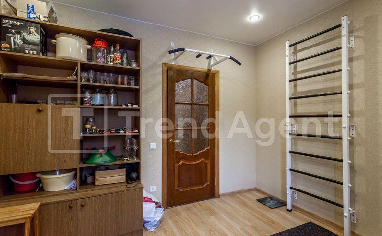 3-комнатная квартира, 71.3 м², 1 этаж – 6