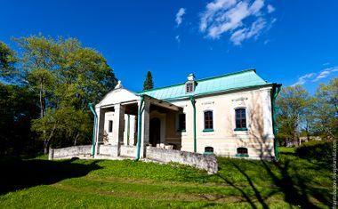 Парк Усадьбы Чоглоковых