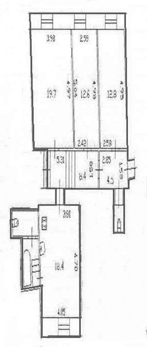 4Е-к.кв, 80.6 м²