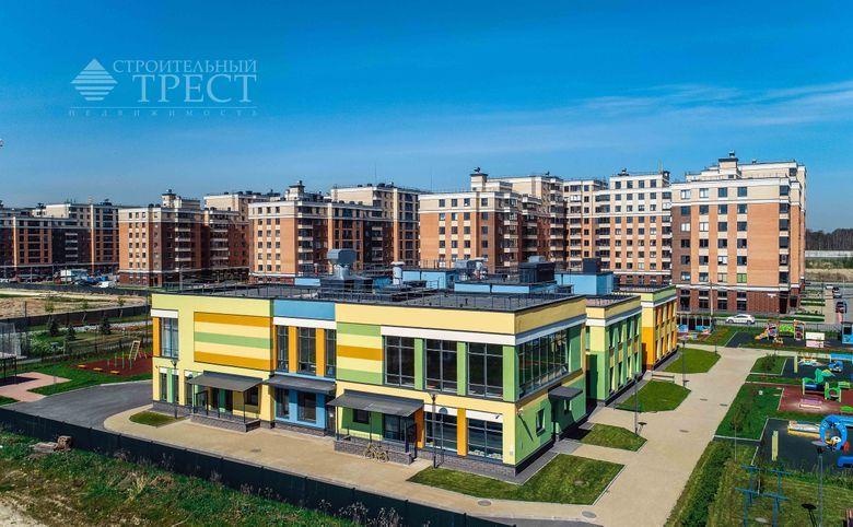1-комнатная квартира, 37.93 м², 7 этаж – 10
