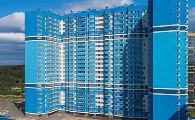 1-комнатная, 32.77 м²– 9