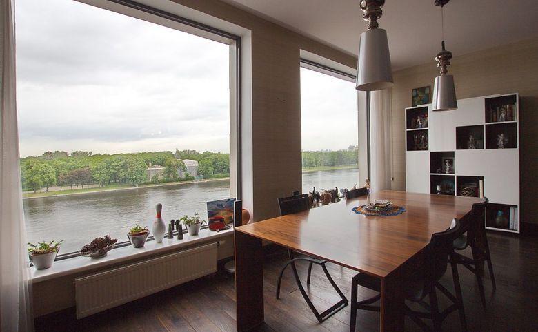 4Е-комнатная квартира, 155.4 м², 6 этаж – 1