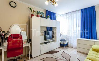 1-комнатная, 33.43 м²– 1