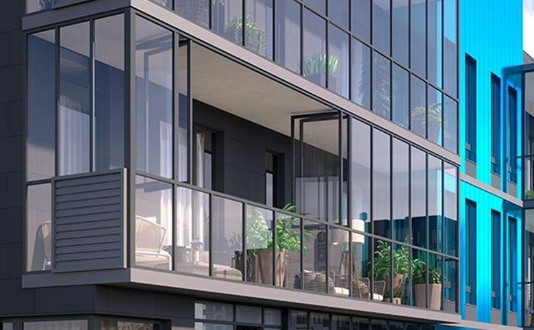 Квартиры с лоджиями-террасами на последних этажах