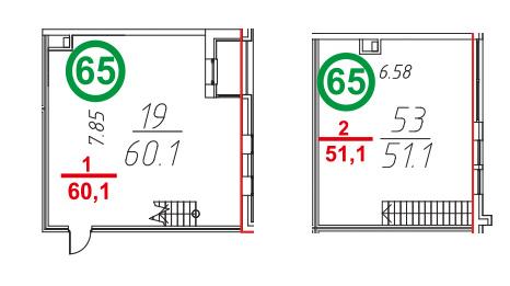 Своб. план., 111.9 м²