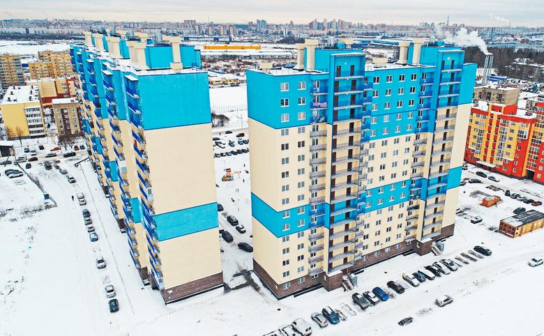 ЖК «Ленинградское Трио» – 6
