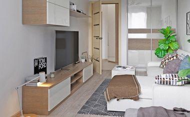 4Е-комнатная, 83 м²– 4