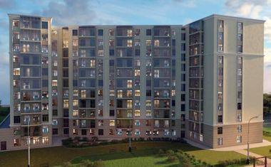 2Е-комнатная, 47.78 м²– 1