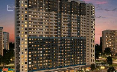 1-комнатная, 34.47 м²– 11