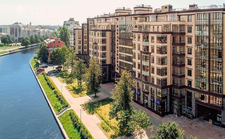 ЖК «OSTROV», Петроградский р-н в СПб