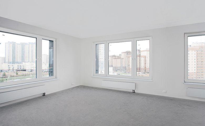 3Е-комнатная квартира, 120.64 м², 3 этаж – 2